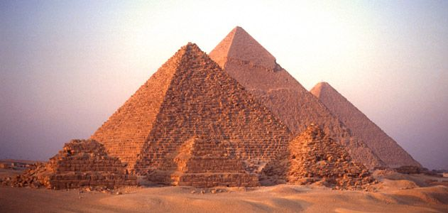 Hookup the great pyramid of giza