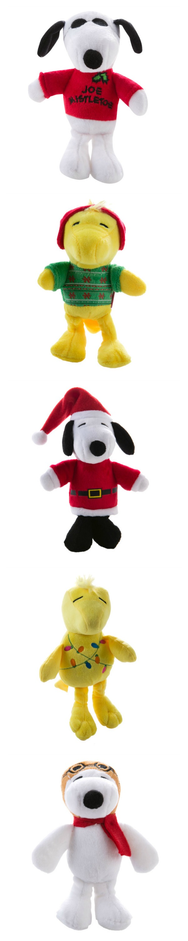 Give your dog something to celebrate! Nothing says fun like Snoopy and Woodstock dog toys. Start shopping at CollectPeanuts.com and help support our site.