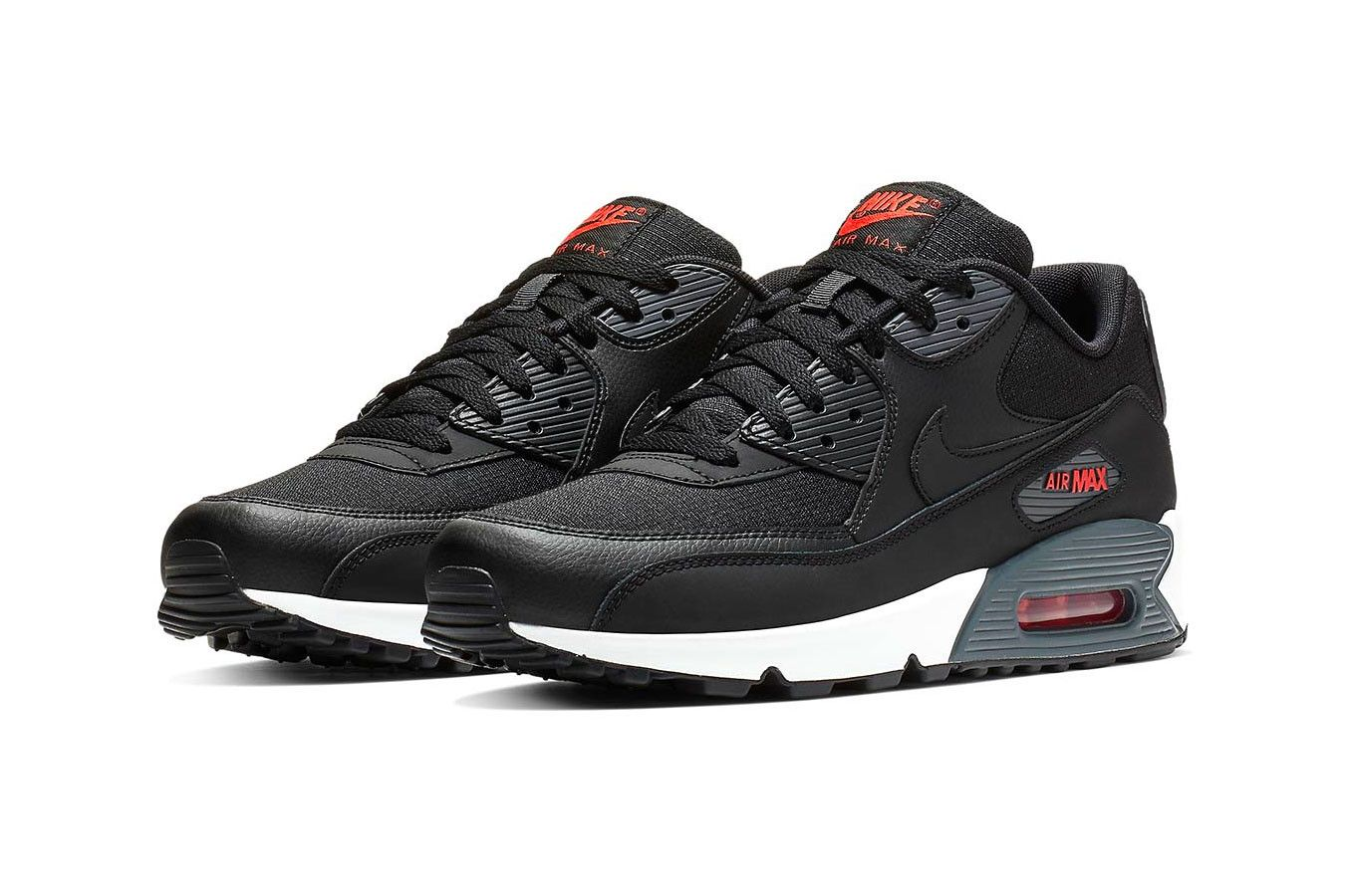 Nike S Air Max 90 Gets Hit With Hot Habanero Accents Nike Air