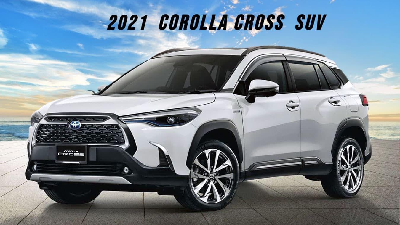 2021 Corolla Cross in 2020 Toyota corolla, Suv, Corolla