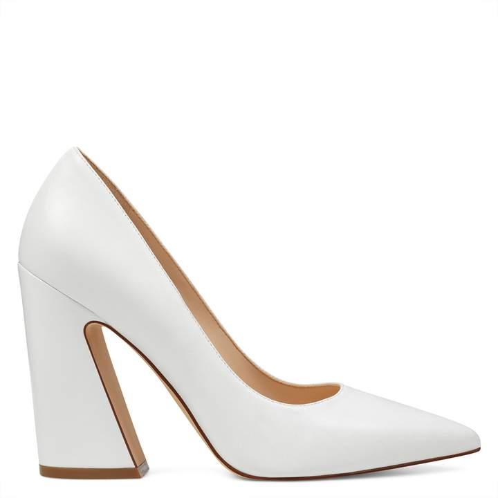 Henra Splayed Heel Pumps | Heels classy
