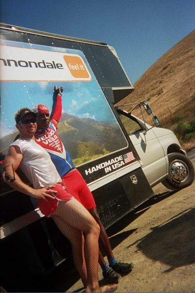 AIDS Lifecycle 20th Yr Veteran Cyclist, Tony Eason - sponsorship form