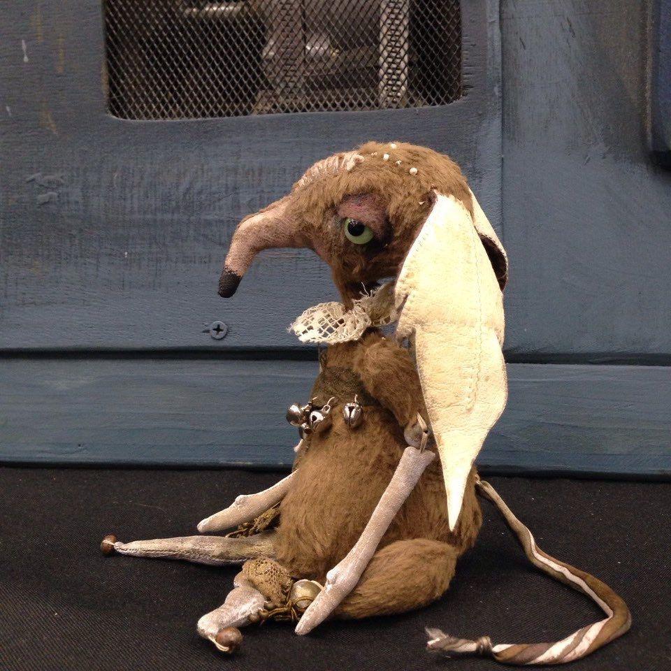 Custom order for Gnome rat Series