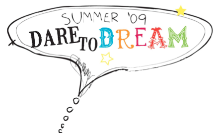 Dare To Dream Kanakuk 2009 Theme First Year I Will Never Forget Those Summers Summer Theme Dares Dream L