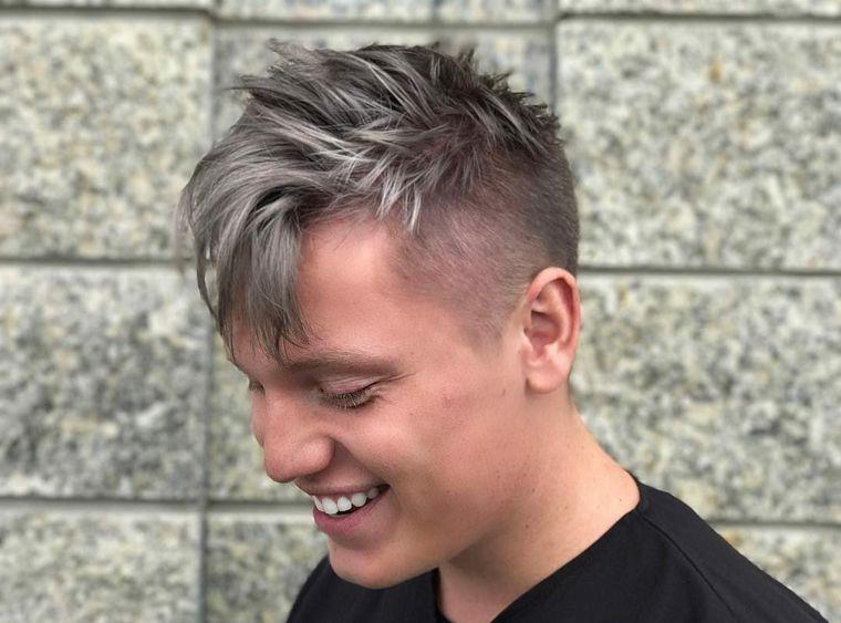 Peinados modernos para hombre tendencias primavera verano 2018 belleza tendencias cool - Peinados modernos de hombre ...
