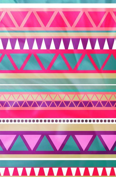 Aztec Pattern  by Hayleyhigson