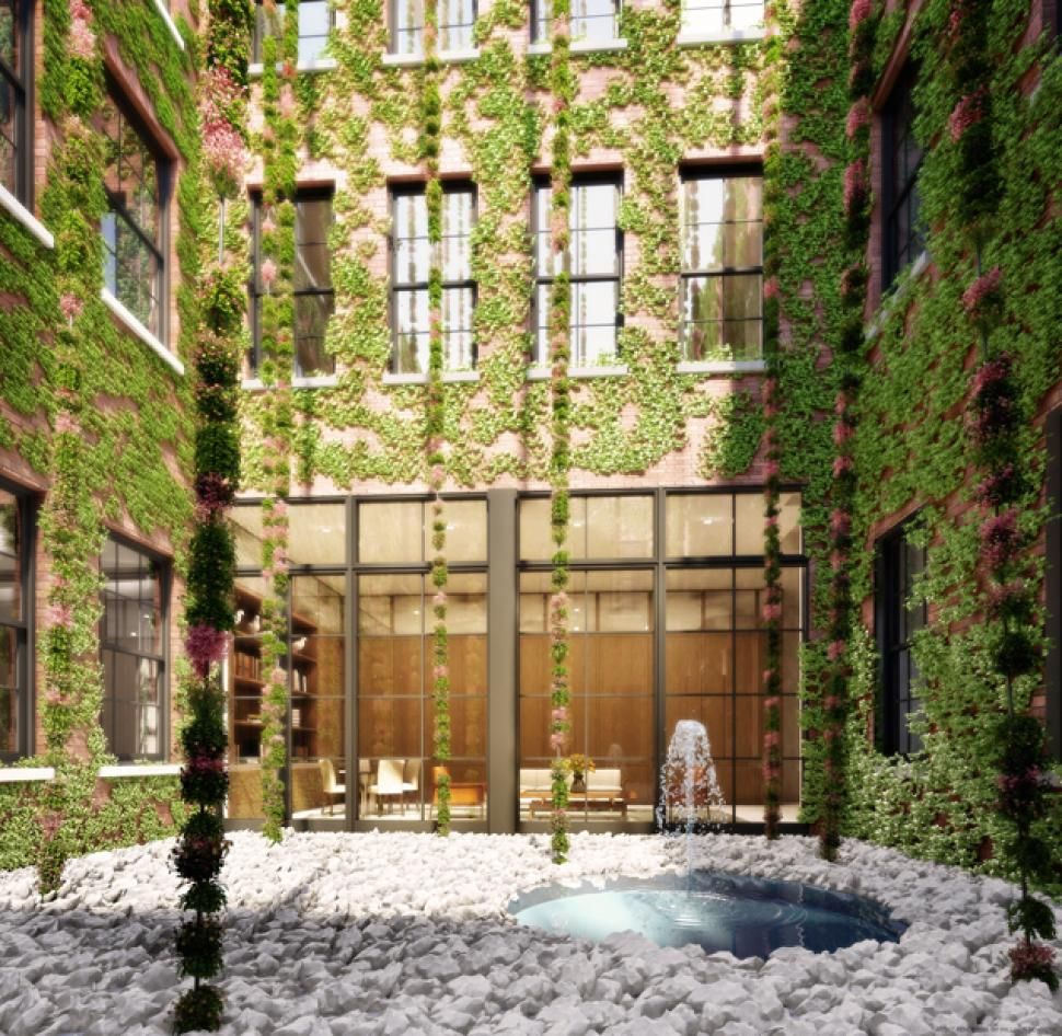 Apartment Search New York: New York Apartment Courtyard - Google Search