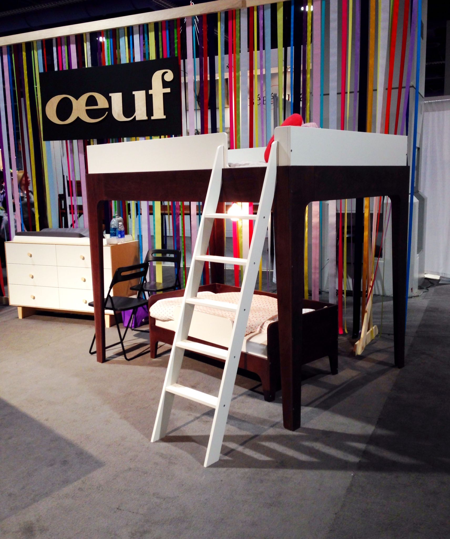 Full Size Perch Loft Bed from Oeuf Loft bed, Bed