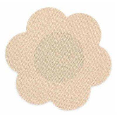 Breast Petals (Nipple Covers) - 3 Pair Nude - For a Smooth Look by ...