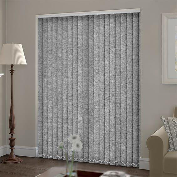 gray vertical blinds silver glitter welwyn mottled grey vertical blind gray