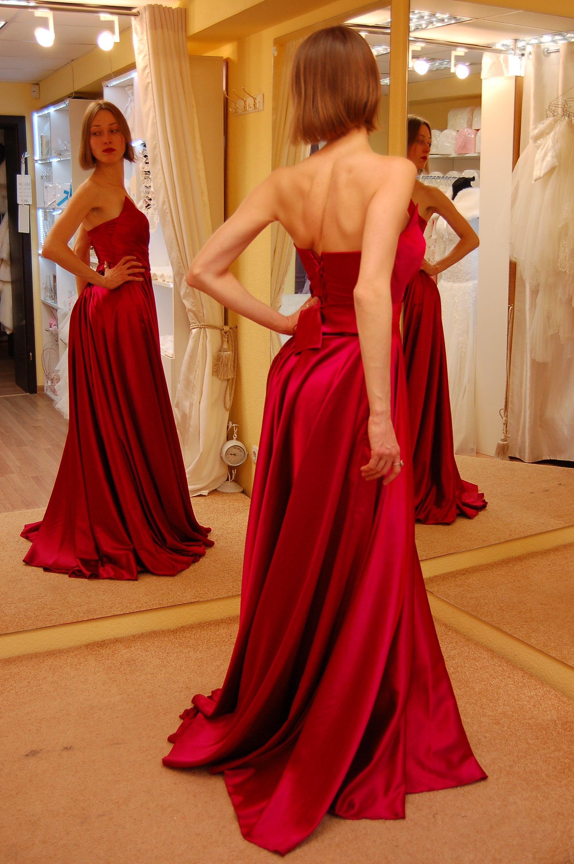 Платье юбка солнце и корсет