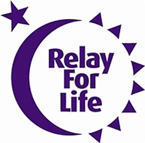 american cancer relay life clip art yahoo image search results rh pinterest com Relay for Life Logo relay for life clip art border