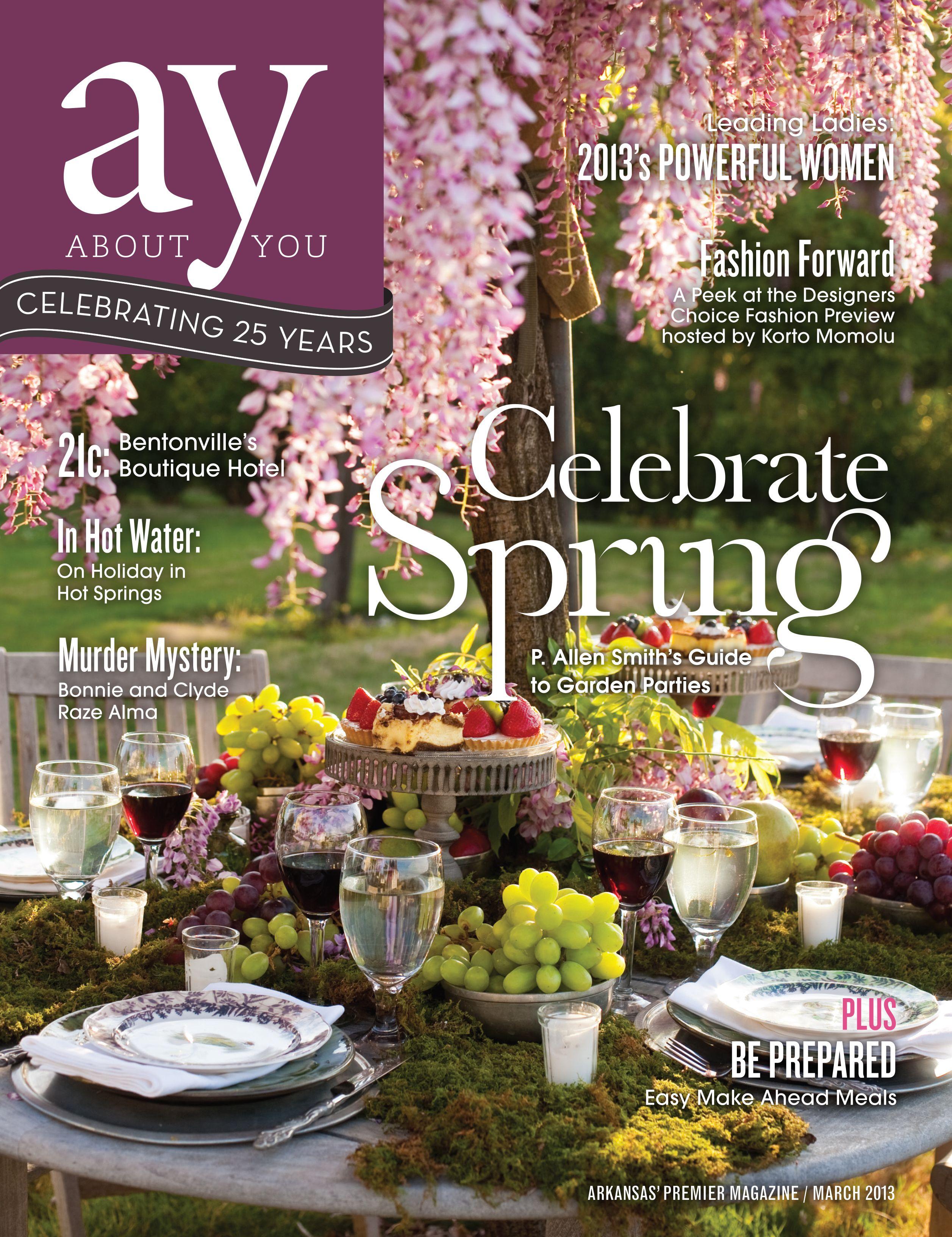 AY Magazine / March 2013 / www.aymag.com