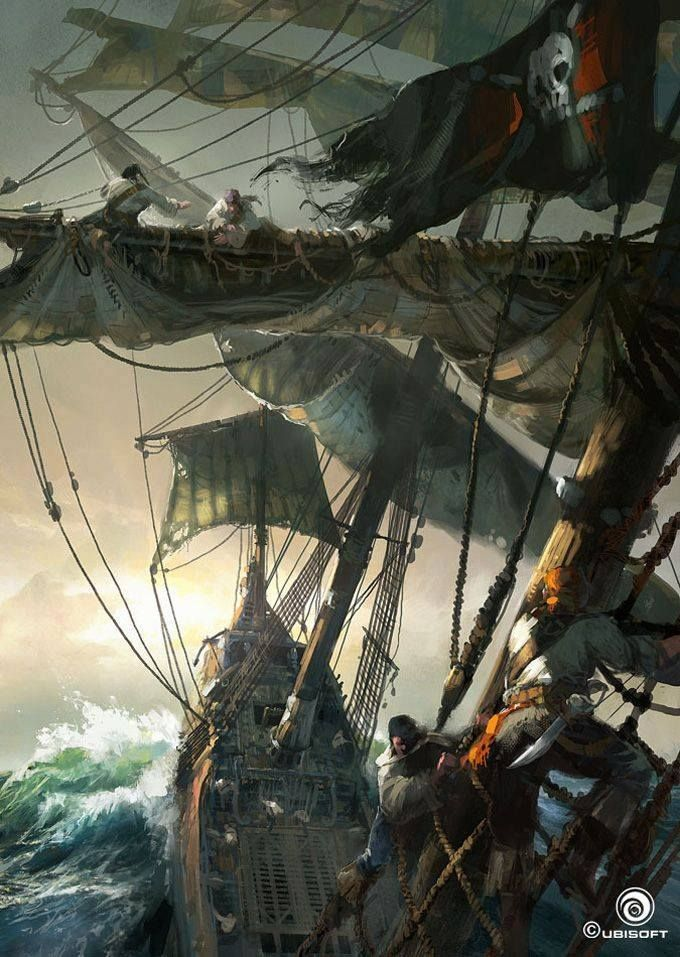 Piracy – Causes of The Golden Age