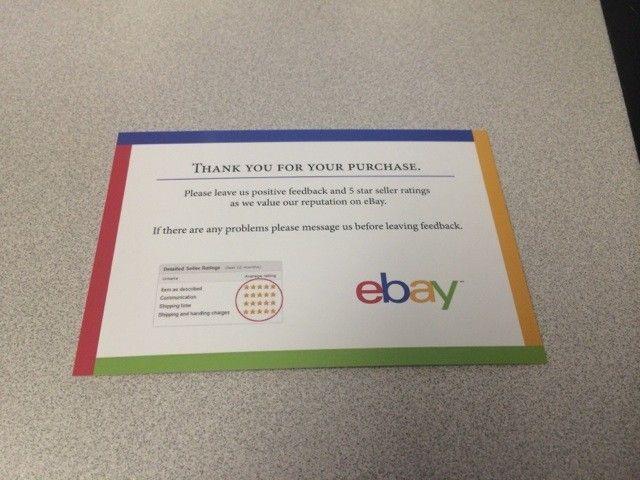 Easy Hack To Improve Ebay Feedback Score Sellingonebay Ebaytips Ecommerce Customers Ebay Selling Tips Ebay Hacks Selling On Ebay