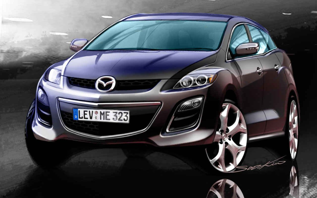 2018 mazda cx 7 review specs price and release date. Black Bedroom Furniture Sets. Home Design Ideas