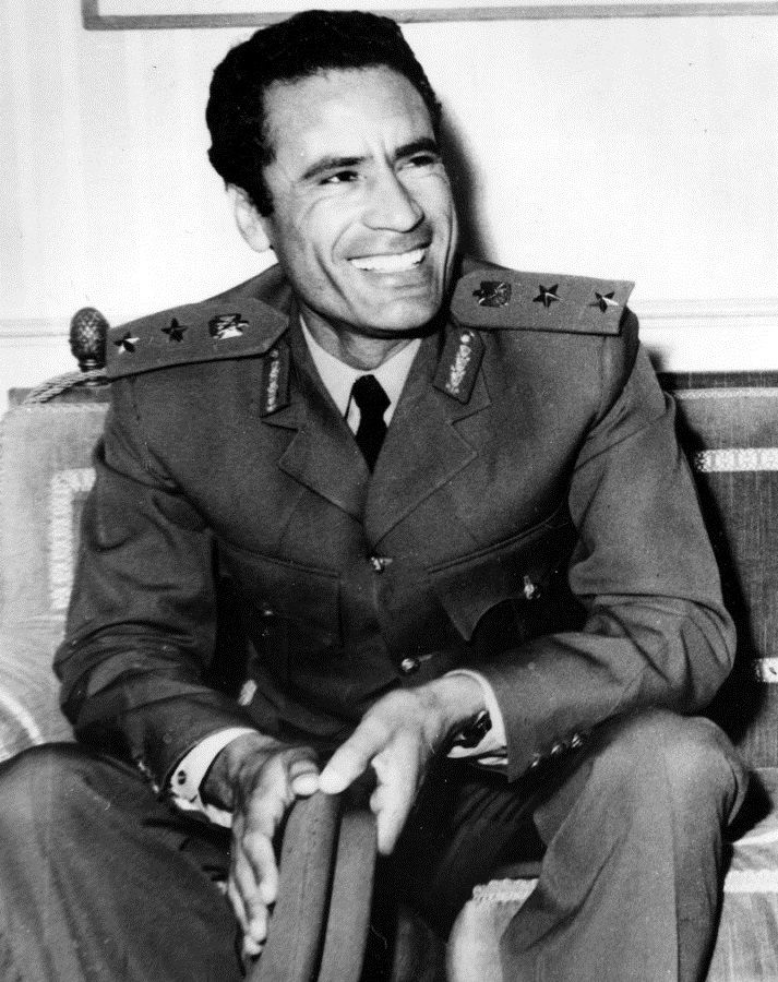 Libya Under Gaddafi And What S Left Of Libya Today Poertre