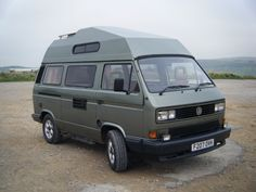 High Top T25 T3 Vw Vanagon Vw Bus Camper Small Campers