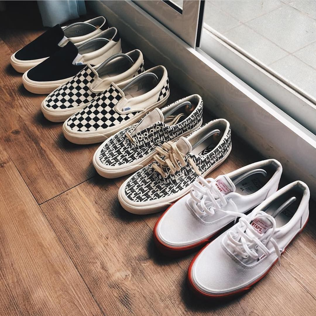 Vans Era '95 X Fear of God | Sneakers | Pinterest | Chaussure et Chaussettes