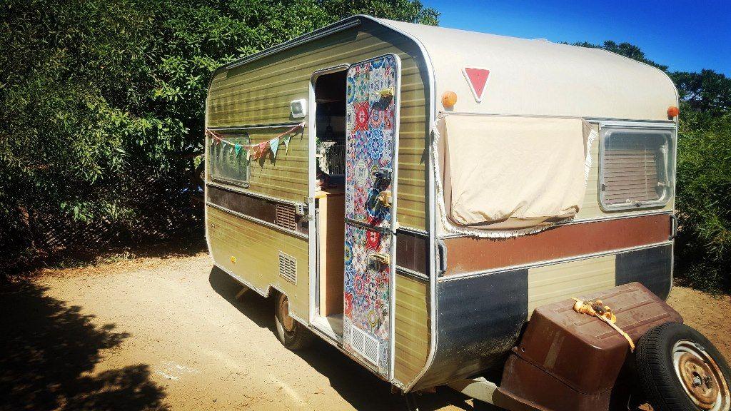 Living the Dream _ Los Mendwig's _ Casa Rodante Camping #18