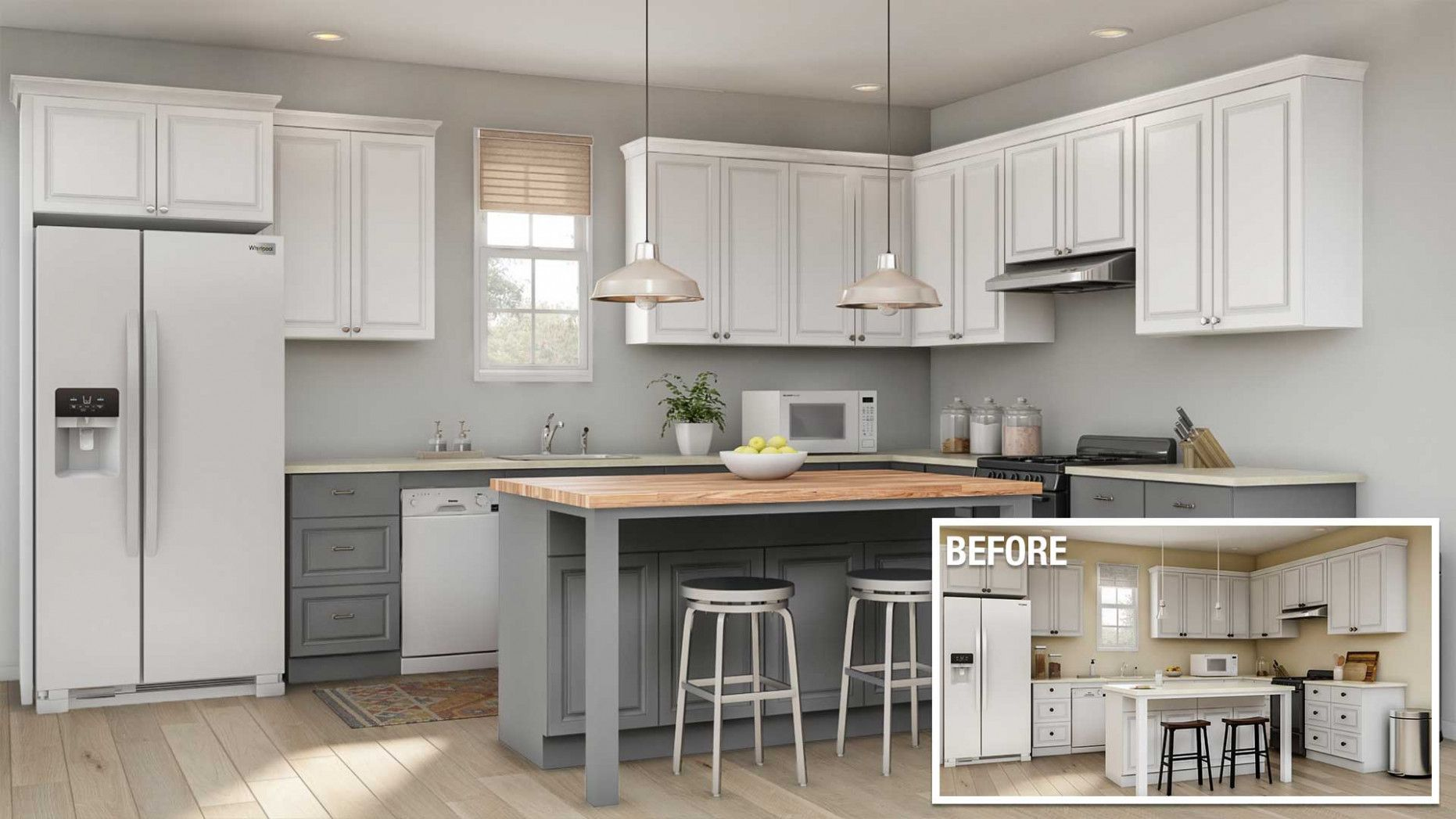 15 Facts You Never Knew About Cost Of 15 By 15 Kitchen Cabinets Home Depot Kitchen Remodel Home Depot Kitchen Kitchen Remodel Cost