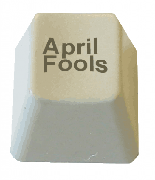 8 April Fools Tech Pranks To Make You An Office Legend: @Intel #iQ #Healthcare #Humor