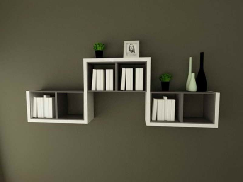 Wall Bookshelf Ideas Part - 36: Decorative Wall Shelving Ideas Collection Of Inspiring Decorative Wall  Shelving Pictures Ideas. Decorative Wall Shelves Are Perfect For Cre.