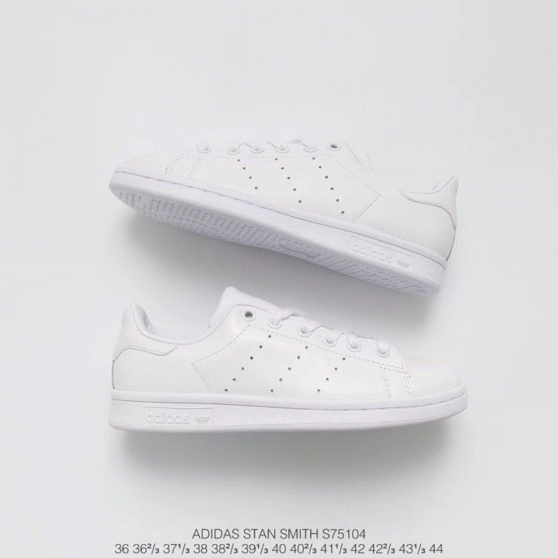 Adidas Originals Stan Smith Fake Yeezy In White S75104 ...