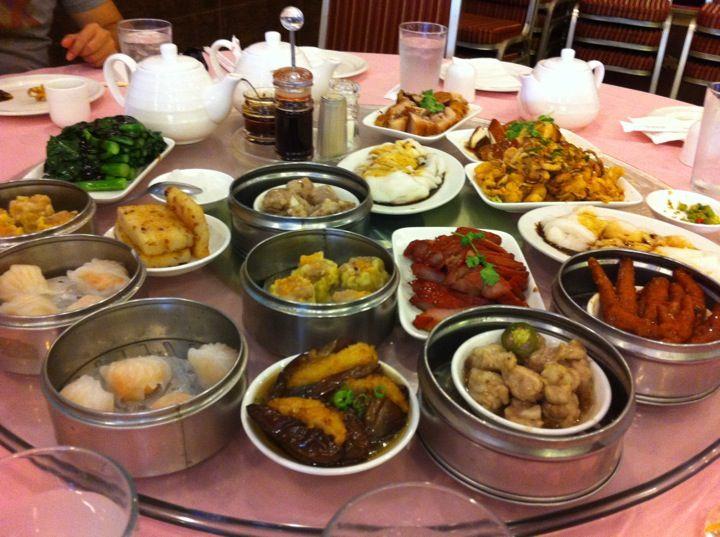 Hong Kong Pearl Seafood Restaurant In Falls Church Va