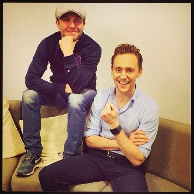 Go Fuck Yourself, Tom Hiddleston.