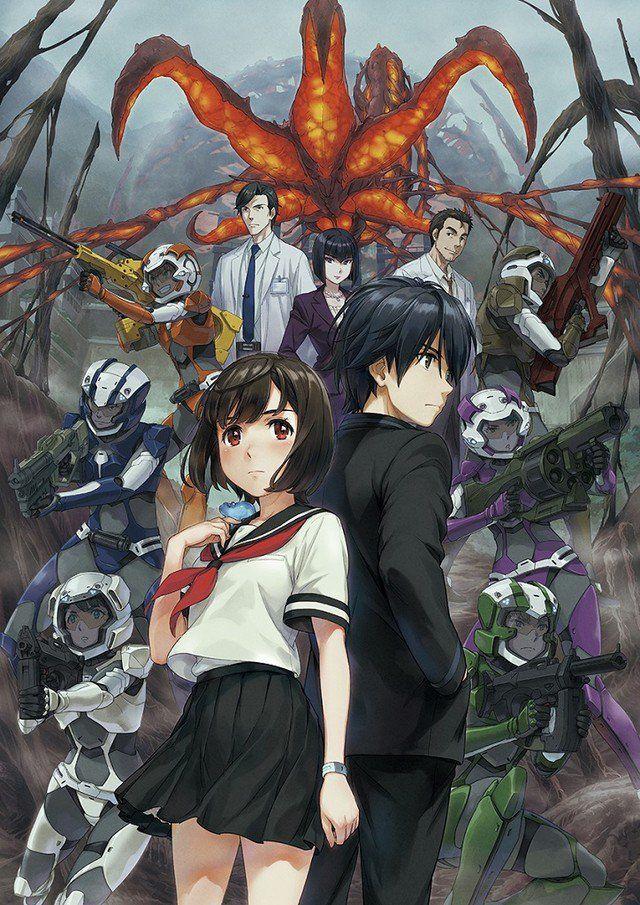 Netflix estrenó el anime original A.I.C.O. Incarnation