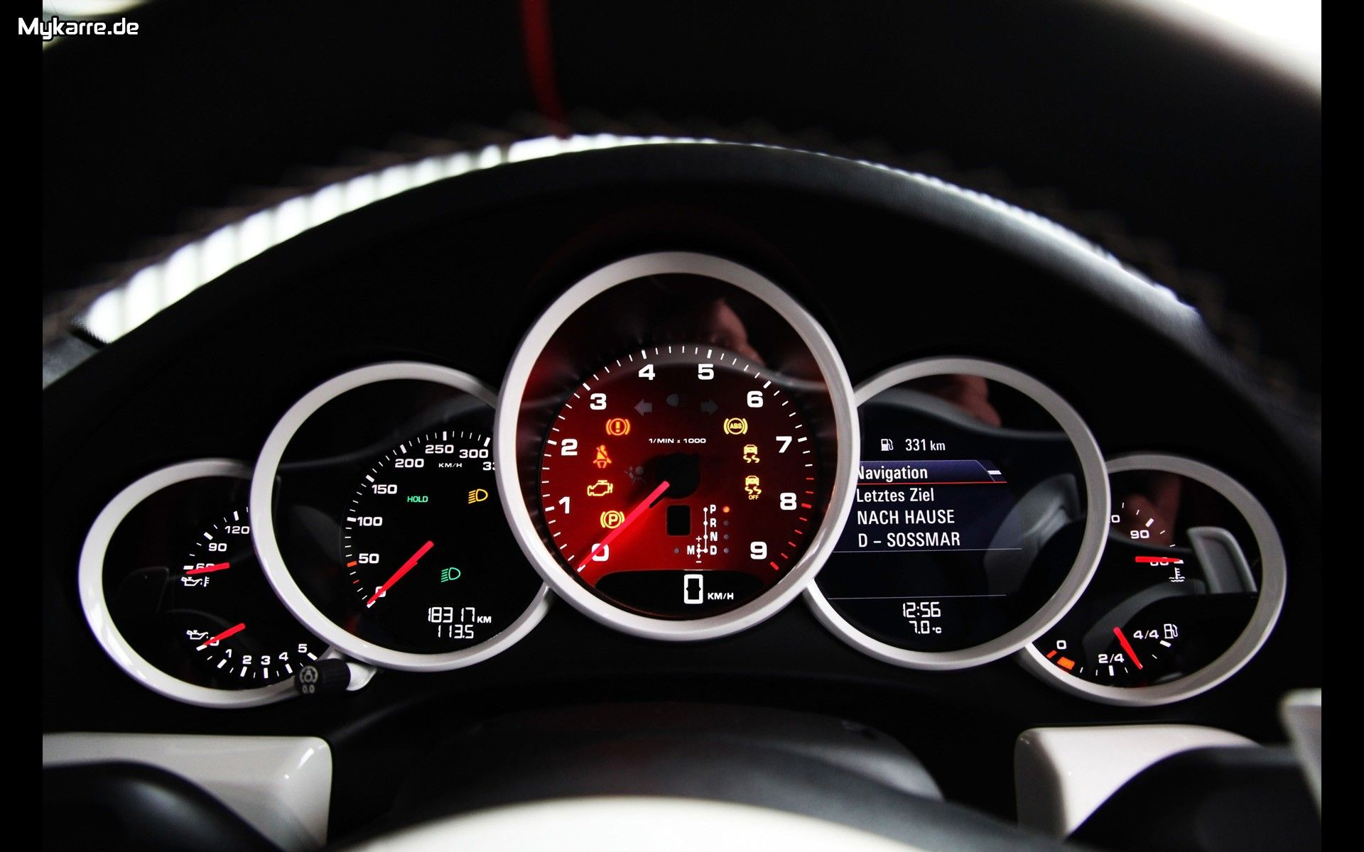 KTW-Tuning-Porsche-991-Carrera-S-Wallpaper-2013-Cockpit.jpg (1920 ... | {Auto cockpit 1}
