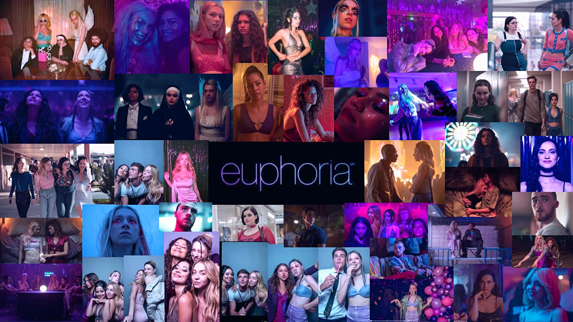 Euphoria Desktop Pink Wallpaper Laptop Cute Laptop Wallpaper Wallpaper Notebook