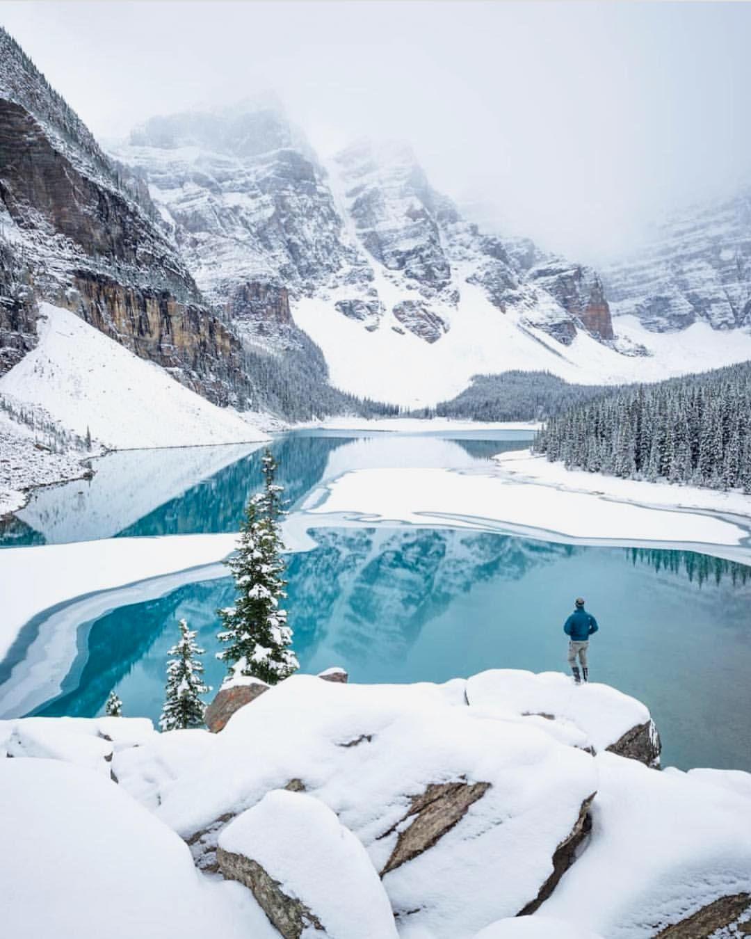 Moraine Lake Canada Picture By Matt