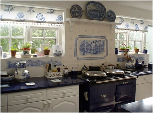 Delft Designer Kitchen Kitchen Design Ideas Kitchen Design Blue Kitchen Designs Kitchen Tiles