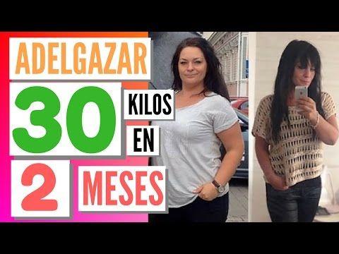 Como adelgazar 7 kilos en 2 meses