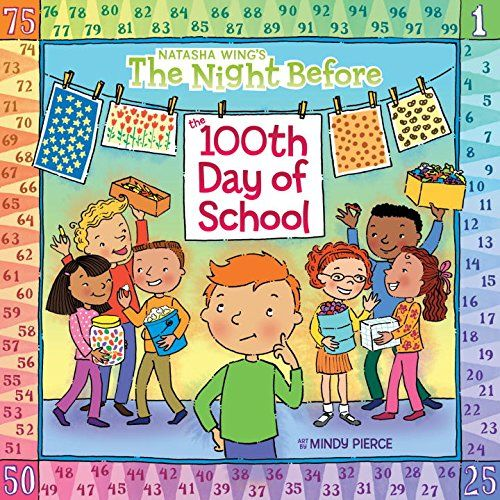 Books for 100 days of school!