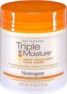 Neutrogena Deep Recovery Hair Mask Ulta Com Cosmetics Fragrance