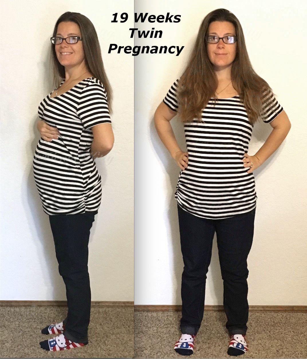 Week 19: Vegan Twin Pregnancy Update | Genki Kitty's Blog