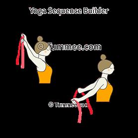 Rotator Cuff Stretch Close Up Yoga Yoga Sequences Benefits Variations And Sanskrit Pronunciation Tummee Com Yoga Poses For Beginners Yoga Poses Advanced Yoga Sequence For Beginners