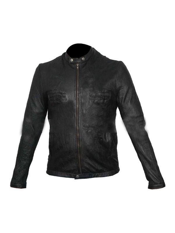 DashX 17 Again Jacket Zac Efron Leather Jacket Leather
