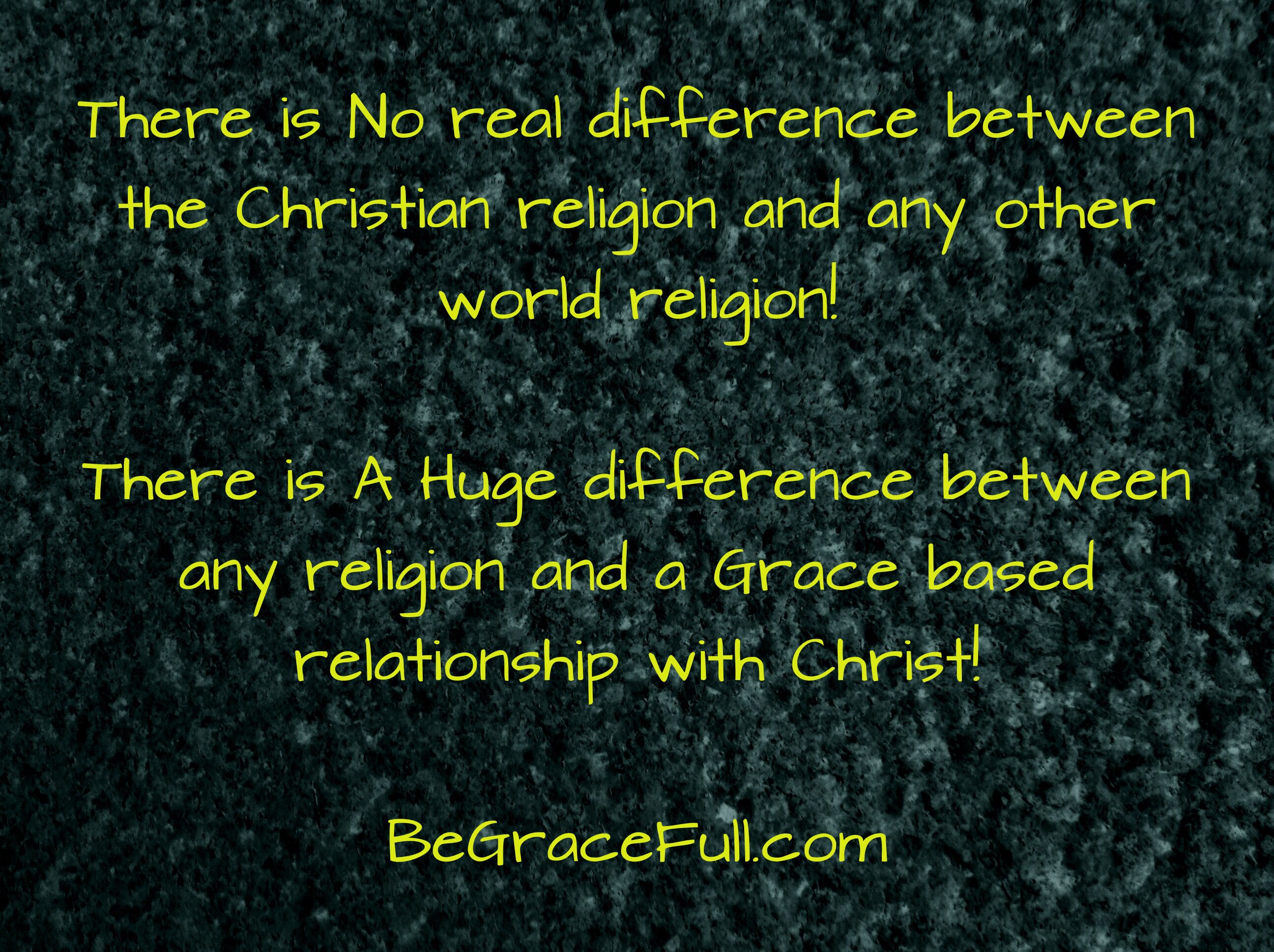 Religion might be the reason you hurt!