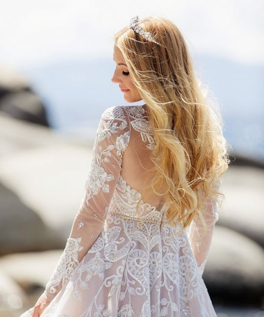 Over The Top Wedding Gowns: This Over-The-Top Wedding Had 4 Outfit Changes