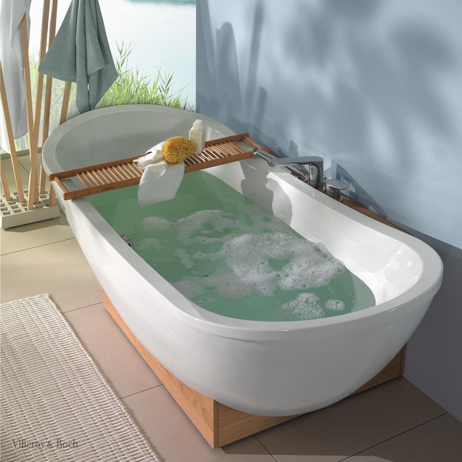 Wellness In Your Own Bathroom At Home Let S Go In 2020 Badewanne Handtucher