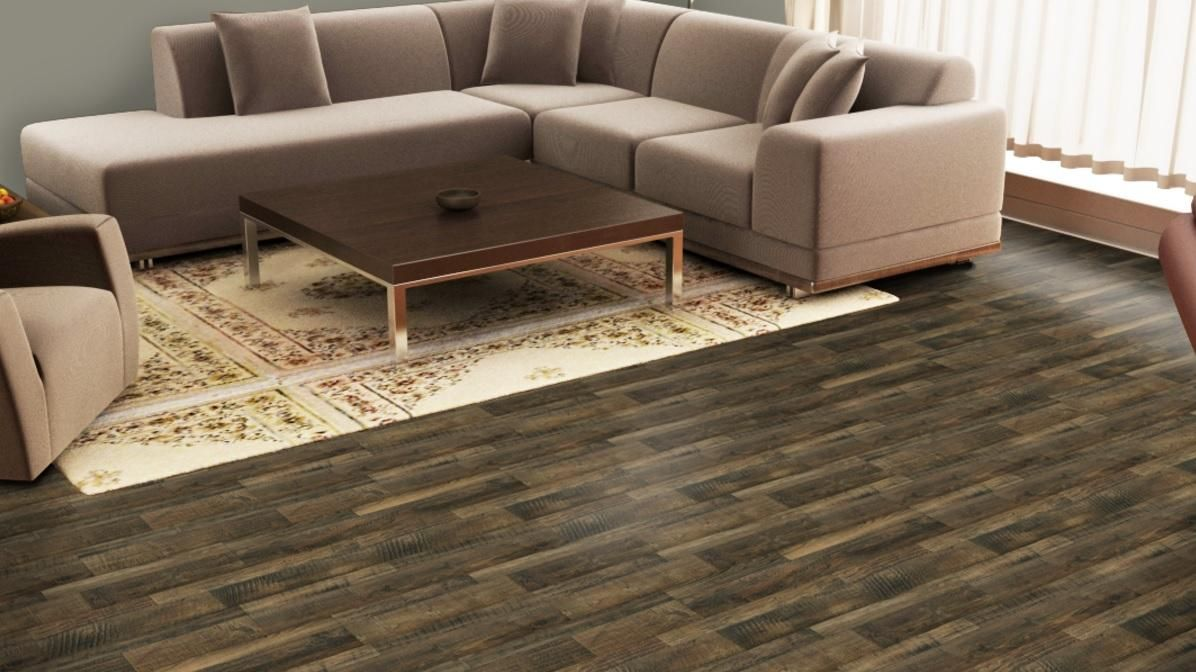 Krono Original Reclaimed Timber Cypress Laminate Flooring