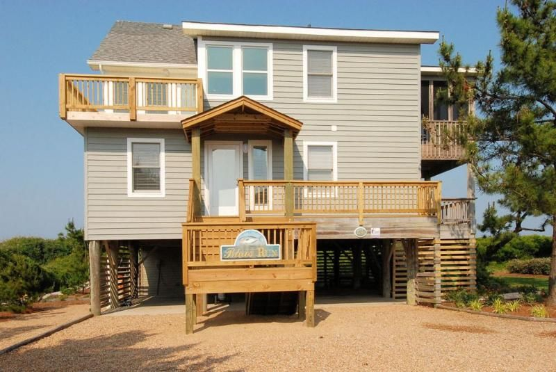 Blues Run 4 Bedroom House Rental In Duck With Satellite Tv And Dvd Player Tripadvisor Outer Banks Vacation Rentals Outer Banks Vacation House Rental