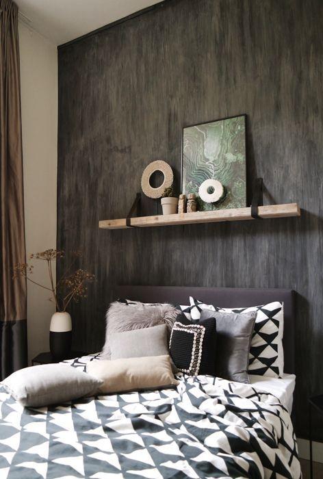 Mooie Houten Plank Voor Aan De Muur.Inspiratie Een Houten Plank In Je Interieur Interior