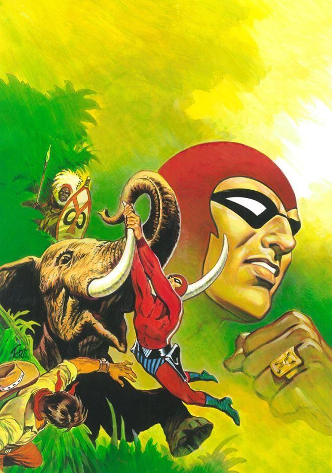 Galeria de Arte (6): Marvel, DC Comics, etc. - Página 26 Fd70e721f6a5b68a93c9a2cb5f049ece