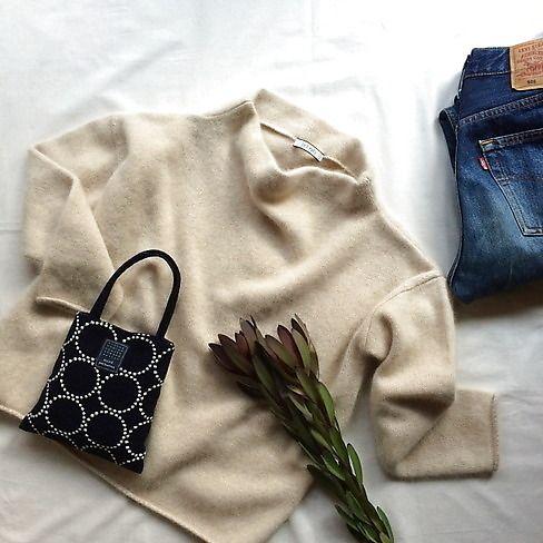 ファッション/冬の白。。|ファッションからインテリア、料理まで、暮らしを楽しむ雑誌「LEE(リー)」の公式サイト「LEEweb(リーウェブ)」|HAPPY PLUS(ハピプラ)