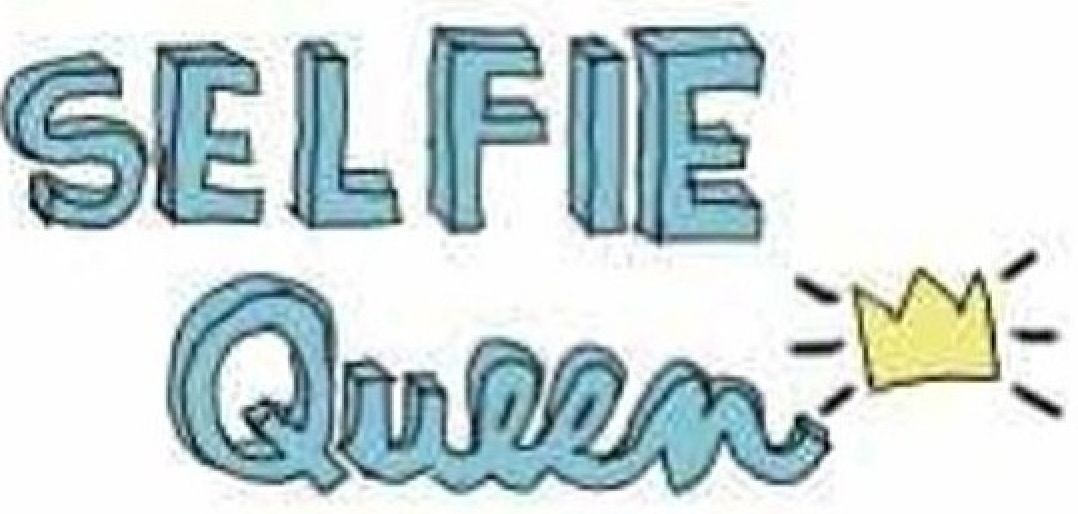 I was nominated selfie queen along with Austin Carlile for selfie king by @Hana L. Marie ♛ I'm the bomb.com. X)